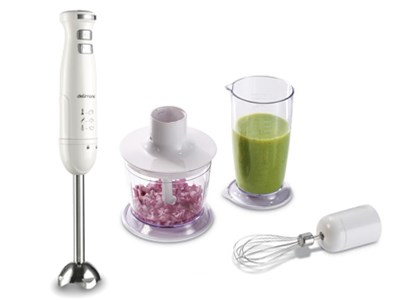 Delimano Utile Set White 3 in 1 - Blender de mana Delimano Utile 3 in 1