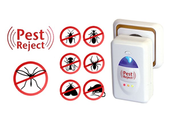 ASOT - Pest Reject Ultrasound & Electromagnetic Pest Repellent
