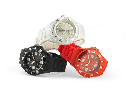 SILICONE WATCH - Ceas din silicon