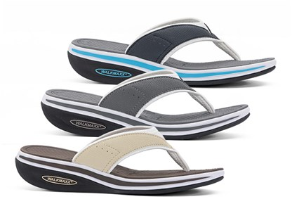 Walkmaxx Slip On sandalai - WALKMAXX SLIP ON SANDALS