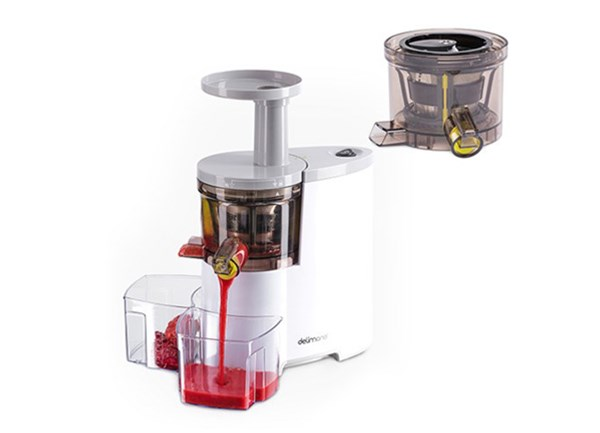 Delimano Slow Juicer Review : Storcator Delimano Utile Slow