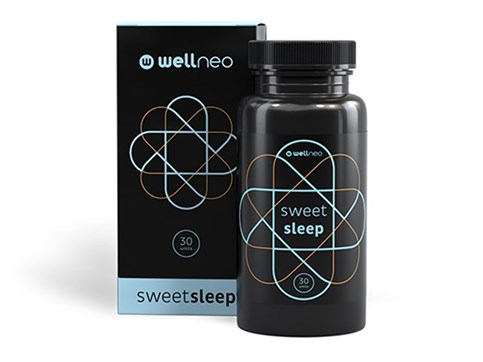 Toidulisand Wellneo Sweet Sleep