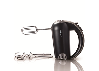 Delimano Astoria Hand Mixer Black - Mixer de mana Delimano Astoria Black