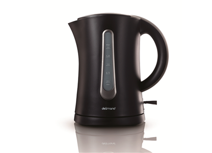 Delimano Astoria Kettle Black - Fierbator electric Delimano Astoria Black