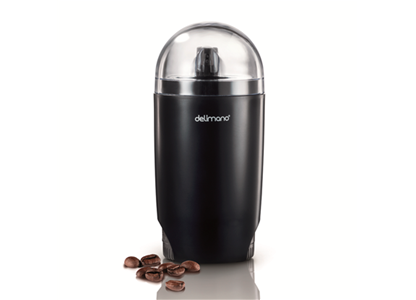 DELIMANO ASTORIA COFFEE GRINDER BLACK - Rasnita de cafea Delimano Astoria Black