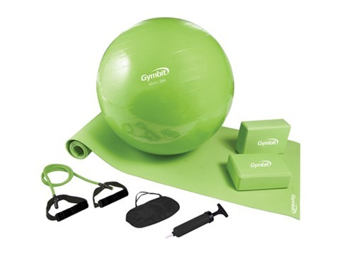 Набор для йоги Gymbit Yoga Set